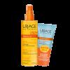 BARIESUN sprej SPF50+ 200 ml + GRATIS BARIESUN balzam za pomiritev kože po sončenju 50 ml PROMO