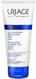 Uriage D.S. pjenasti gel za pranje kože sklone iritacijama, crvenilu i ljuskanju