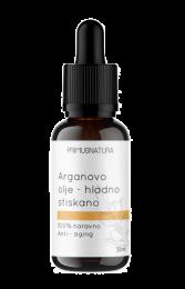 Primus Natura - Arganovo olje hladno stiskano, 30ml