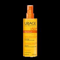 Uriage Mlijeko bez mirisa za zaštitu od sunca SPF50+ Bariesun
