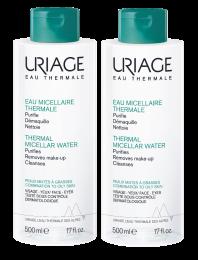 1 + 1 Micelarna voda za mješovitu/masnu kožu