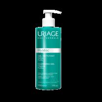 Gel za čišćenje mješovite i masne kože Uriage Hyséac