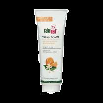 Sebamed gel za tuširanje s uljem cvijeta naranče i uljem slatkog badema za osjetljivu kožu