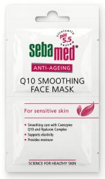 ANTI-AGEINING Q10 maska, 2x 5ml