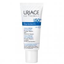 Uriage Bariederm CICA krema za zaštitu od sunca SPF50+, za manje ozljede, ožiljke i tetovaže