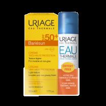 Uriage Bariesun SPF50+ Krema + GRATIS Termalna voda