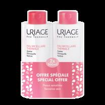 Uriage Micelarna voda za čišćenje osjetljive kože (1+1)
