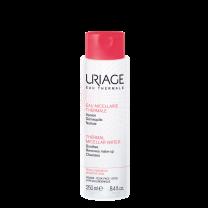 Termalna micelarna voda za čišćenje osjetljive kože sklone crvenilu Uriage 250 ml
